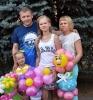 Счастливая семья Нестеренко! 6в